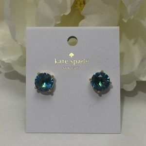 Kate Spade Small Round Gumdrop Stud Earrings